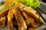 Itadakimasu! Enjoy a Delicious All-You-Can-Eat Japanese Feast w/ a Glass of Wine at Wa Modern Japanese! Pork Gyoza, Agedashi Tofu & More