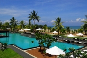 SRI LANKA W/ FLIGHTS 7N Bentota Peninsula Getaway at 5* Centara Ceysands Resort & Spa! Superior Room w/ Daily Dining, Daily 3-Hr Open Bar & More
