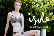 Rock Sophisticated, Chic & Completely Wearable Swimwear from Isola by Megan Gale! Styles Incl. One-Pieces, Bandeau, Balconnette, Triangle & More!