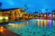 NUSA DUA 3-Night Secluded Private Villa Getaway at Agata Resort Nusa Dua! Enjoy Daily Afternoon Tea, Decadent 3-Course Dinner & More for Two