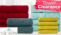 Feel the Joy of Being Wrapped in Luxurious Towels w/ this Massive Towel Clearance! Shop Bath Towels & More from Sheridan, Ralph Lauren & Lots More