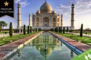 INDIA Explore Exotic India w/ an 11-Day Tour Incl. Taj Mahal, Rashtrapati Bhawan & More! Ft. Hotel Accommodation, Brekkie, Rickshaw Ride & More