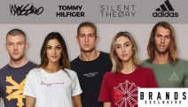 Rock a Crisp Tee Paired with Washed Denim w/ the Tees for the Whole Family Sale! Shop Big Brands Mossimo, Tommy Hilfiger, Hurley, Bonds & Lots More