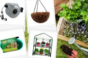 Get Your Hands Dirty w/ the Spring Gardening Sale! Shop a Range of Landscaping & Gardening Essentials Incl. Garden Beds, Solar Lights, Awnings & More