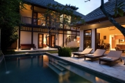 BALI 5-Night Secluded Hideaway in a Lavish 3-BR Villa for 4-Ppl at Karma Jimbaran! Massages, Dining Inclusions & More. Steps from Bali's Best Beaches