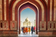 INDIA Embark on an Adventure w/ a 15-Day Splendours of India Tour! Enjoy Accom, Safari, Elephant Ride in Jaipur, Camel Ride in Pushkar & Lots More