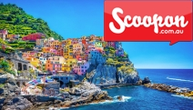 ITALY Epic 17-Day Tour of Rome, Tuscany, Venice & More Incl. 7-Night Mediterranean Cruise, Accommodation & More. Upgrade for Return Int. Flights