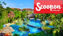 NUSA DUA, BALI 7N Tropical Escape @ Novotel Nusa Dua Bali! Deluxe Room for 2 w/ Bucket of Beer, Massages, Beach Club Access & More. Upgrades Available