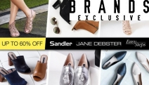 Ladies You Can Never Have Enough Shoes Right? Don't Miss this Sandler, Jane Debster & Easy Steps Sale! Shop Flats, Heels & More at Great Prices