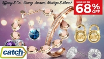 Adorn Yourself with Pristine Jewels with the Luxury Jewellery Outlet! Save Up to 68% Off Samantha Wills, Mestige, Tiffany & Co, Georg Jensen & More