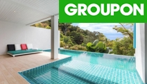 PHUKET Up to 12-Night Romantic Seclusion at Amala Grand Bleu Resort! Deluxe Seaview Pool Suite for 2 w/ Daily Brekkie, Daily Cocktails & More