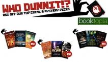 Savour a Mega Plot Twist w/ 25% Off Top Crime & Mystery Picks @ Booktopia! Titles Across Blockbuster Crime, Psychological Thriller, True Crime & More