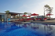 LEGIAN, BALI 5-Night Escape Near Bali's Best Restaurants & Nightlife at Swiss-Belinn Legian! Be Treated to Select Daily Dining & More for Two from $299