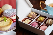 Indulge in All Things Delicious w/ a Manhattan High Tea for 2 @ Chocolate Bar New York! Incl. Scones, Patisseries, Take-Home Chocolates & More