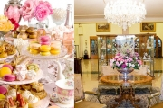 Explore the Charming Barossa Chateau w/ a Luxurious High Tea for 2! Incl. Sweet Treats, Unlimited Tea & Coffee, Art & Antiques Gallery Tour & More
