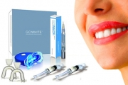 Smile from Ear to Ear w/ GoWhite Accelerated Teeth Whitening Kits or Pen! Opt for the GoWhite Pro+ Teeth Whitening Pens. Ft. 3-Step Application Process