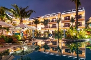 VIETNAM 6 Nights in the Culinary Capital @ La Siesta Hoi An Resort & Spa! Deluxe Window Room w/ Daily Brekkie, Select Dining, Cocktails & More for Two