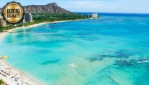 HAWAII Say Aloha to Sun, Sand & Sea w/ 8 Nights @ Wakiki Beach Marriott Resort & Spa! Relax Right in the Heart of Waikiki, Incl. Cocktails & More