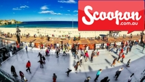 Grab Tix to the Season's Coolest Event w/ Ice Skating & Skate Hire at Winterland Sydney, Bondi Beach! Up to 45% Off Child & Adult Tix! 28 June - 21 July