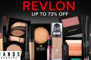 Time for a Cosmetics Refresh w/ Up to 73% Off Revlon Cosmetics! Shop Revlon ColorStay Foundation, PhotoReady Powder, Ultimate Liquid Lipstick & More