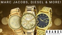 Add Some Bling to Your Look with the Everything Gold Watch Sale! Shop All Your Fave Brands Incl. Armani, Marc Jacobs, Diesel & More. Plus P&H