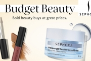 Refresh Old, Worn Out Makeup w/ the Budget Beauty Buys at Sephora! Shop Foundation, Eyeliner, Self Tanner, Lip Gloss + Tools, Brushes & More