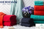 Don't Miss this Sheridan Luxury Towels Sale! Renowned for their Quality, Enjoy Up to 66% Off! Shop Multipacks, Face Washers, Beach Towels & More