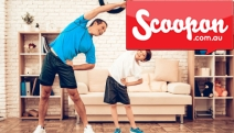 Kids Glued to the Screen? Get Your Child Moving with an Online Kids' Fitness Fun Course from Smart Majority! Incl. 3 Months Course Access to 33 Videos