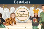 Walk this Way! Deck Your Kids Out in Rockstar Fashion from Best & Less from Just $5! Cute Prints ft. Adorable Animals & Retro Rocker Designs