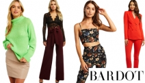 Put Your Most Fashionable Foot Forward w/ the Bardot Sale! Dress Up w/ Stylish Blouses, Dresses, Jumpsuits, Knitwear & More for Your Next Outing