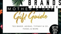 Need Gift Ideas for Mum? Shop this Mother's Day Gift Guide Sale! Get Up to 70% a Range of Clothing, Footwear, Accessories, Cosmetics & Lots More