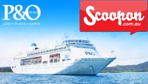 SYD P&O CRUISE Take to the Sea on a 4-Night P&O Sea Break Cruise from Sydney to Moreton Island! Incl. Main Meals, Entertainment, Movie Nights & More
