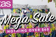 Brighten Your Bedroom for Less w/ the KAS Bedlinen Sale! Shop Quilt Cover Sets, Throws, Cushions & More in Vibrant Designs from Sydney Design House KAS