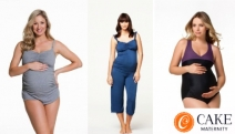 Get Your Hands on these Comfy & Stylish Clothing for Pregnant or Nursing Mums from Cake Maternity! Shop Swimwear, Sleepwear, Tank Tops + More
