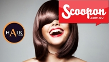 Head to Hair Link, the One-Stop Salon & Treat Yourself to a Style Cut, Treatment & Blow Dry! Upgrade for Foils or Keratin Treatment. 2 Locations