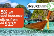 Travel w/ Peace of Mind w/ 15% Off Travel Insurance at InsureandGo! Incl. Unlimited Overseas Medical Cover, 24-Hr Emergency Assistance & More