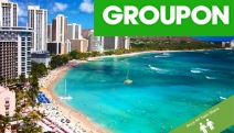 WAIKIKI, HONOLULU w/ FLIGHTS Escape w/ 7-Night Stay at Pearl Hotel Waikiki! Surf or Swim in the Turquoise Pacific, Short Stroll from Waikiki Beach