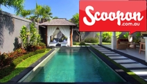 BALI 5-Night 2-BR Private Pool Villa Escape in Seminyak for Up to 4 @ Agata Villas! Enjoy Daily Dining Experiences, Massages & More. Upgrade for 10N