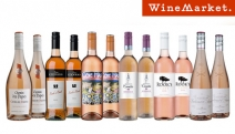 Exclusive Offer! Get the Best of Both Worlds with a Mixed Dozen of French & Australian Rosé! That's Just $8.25 a Bottle! Includes Delivery