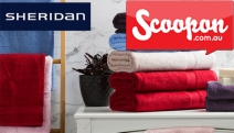 Upgrade Worn Out Towels w/ the Sheridan Fraser Towel Sale! Shop Premium Egyptian Cotton Towels, Bath Mats & More - Superior Softness & Absorbency