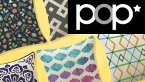 Brighten Up Your Living Room & Your Life w/ this Range of Funky & Colourful Cushions - All Just $9! Cotton & Linen Blend, Machine Washable. Plus P&H