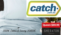 Indulge in Five Star Luxury Sheets with this Collection of Sheraton 1000TC 100% Cotton Sheet Sets! Ft. Queen & King Styles in a Range of Natural Hues