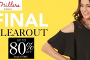 Make a Bold Statement this Summer with the Millers Final Clearout Sale! Treat Yourself to Up to 80% Off a Range of Tops, Jackets, Dresses & More