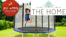 Get the Kids Outside this Summer! Shop the Backyard Fun Kids' Trampoline & Drone Collection! Plus P&H. Trampolines Incl. Basketball Hoop & Ladder