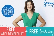 Start Your Weight Loss Journey with a Free 6 Week Jenny Craig Membership, Plus Free Delivery! Join Today to Secure this Great Offer. T&Cs Apply