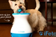 Keep Your Canine Friend Entertained w/ Award-Winning Automatic Ball Launchers from iFetch! Next Generation of Interactive Dog Toys Your Pet Will Love!