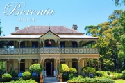 Be Delighted by Glorious High Tea @ Boronia House in Beautiful Mosman Parklands. Incl. Selection of Sweet and Savoury Treats + Coffee or T2 Tea