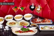 Feast on the Flavours of China with a Multi-Dish Peking Duck Banquet with Wine for 2 @ Zilver Bondi! Steamed Scallops, Shredded Duck Fried Rice & More
