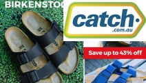 Give Your Tootsies a Break with Birkenstock Bestsellers! Save Up to 43% Off Popular Styles for the Whole Fam Incl. Arizona, Gizeh, Madrid, Rio & More