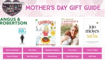 Stuck on Mother's Day Gift Ideas? Shop the Angus & Robertson Mother's Day Gift Guide Sale! Titles Across New Fiction, Mind, Body & Spirit + More
